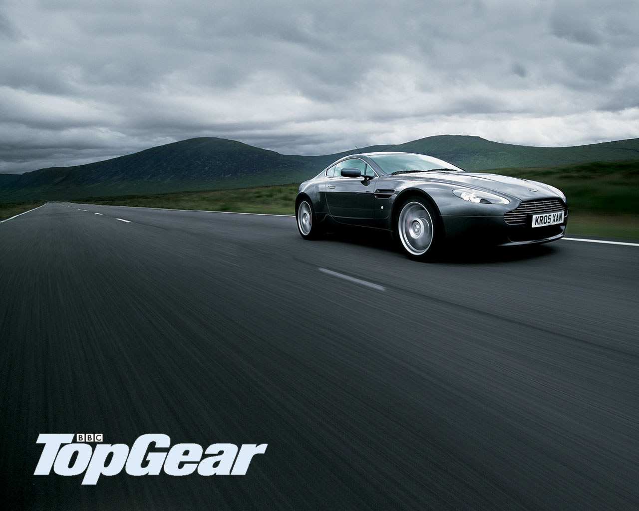 Wallaper Top Gear Aston Martin