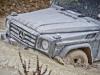 Mercedes G-Class vs Range Rover