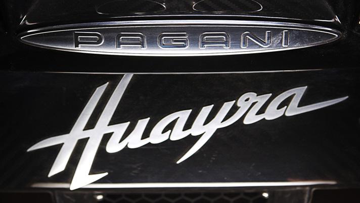 pagani huayra logo - photo #3