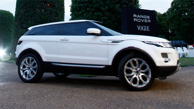 p edstaven range rover evoque top gear. Black Bedroom Furniture Sets. Home Design Ideas