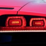 Zadní lampy Audi R8 V10 Spyder