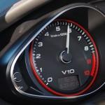 otáčkoměr Audi R8 V10 Spyder