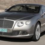Přední maska Bentley Continental GT