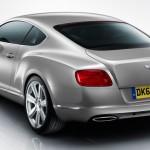 Zadní lampy Bentley Continental GT