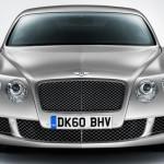 Důstojná elegance Bentley Continental GT