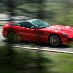 Ferrari 599 GTO je prostě nádherné