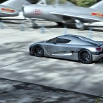 Bestiální Koenigsegg Agera