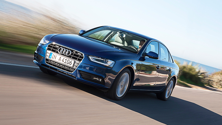 audi a4 2 0 litr tdi top gear