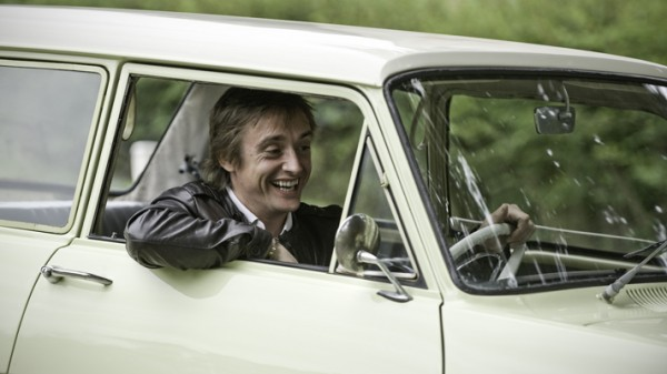 Richard Hammond a jeho oliver