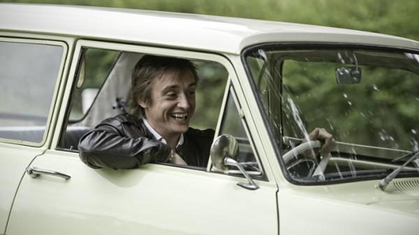 Richard Hammond a jeho oliver