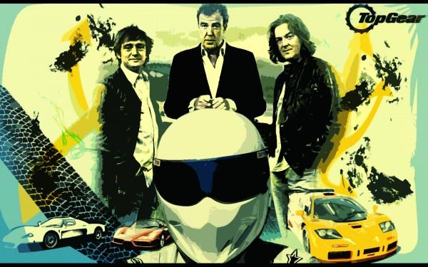 Top Gear je zpět