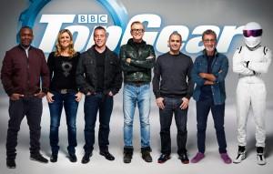 Nový tým britského Top Gear
