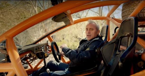 Matt by opravdu v natáčení Top Gear pokračoval rád