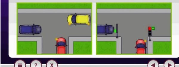 Školení řidičů online