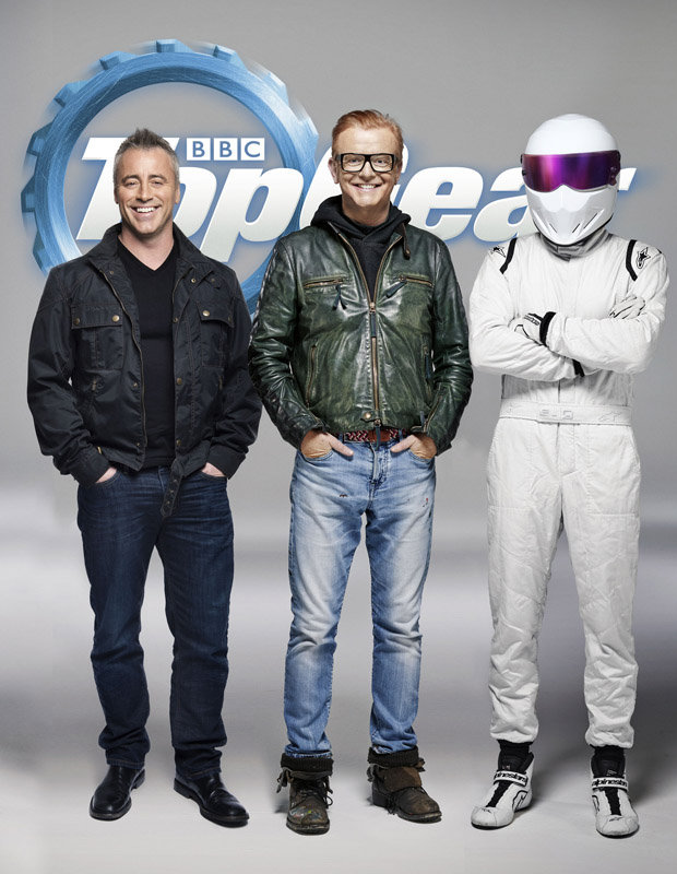 UK TOP GEAR