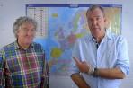 Clarkson a May chtějí, aby Británie zůstala v Evropské unii