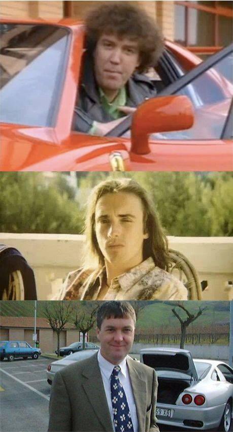 Jeremy Clarkson, James May, Richard Hammond
