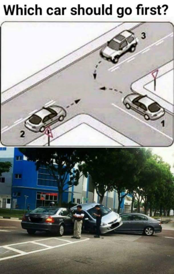 Hádanka z autoškoly