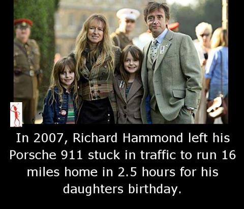 Milující otec Hammond