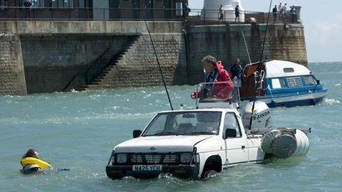 Jeremy a svéráz národního rybolovu :)