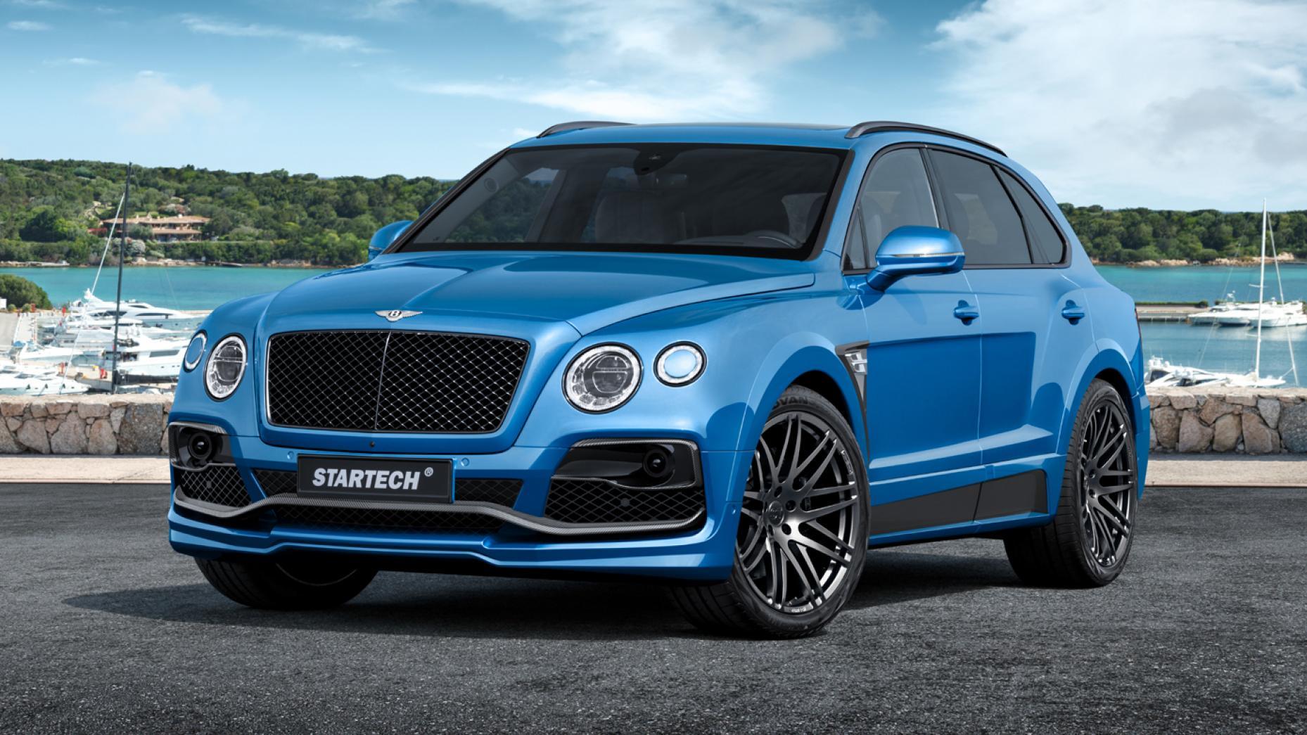 Bentley Bentayga od Startechu