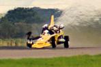 VIDEO: Hammond a jeho havárie při 463 km/h