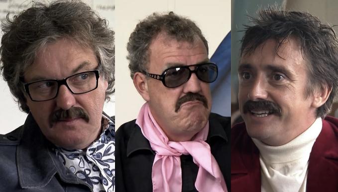 Tajemní hosté v Top Gear