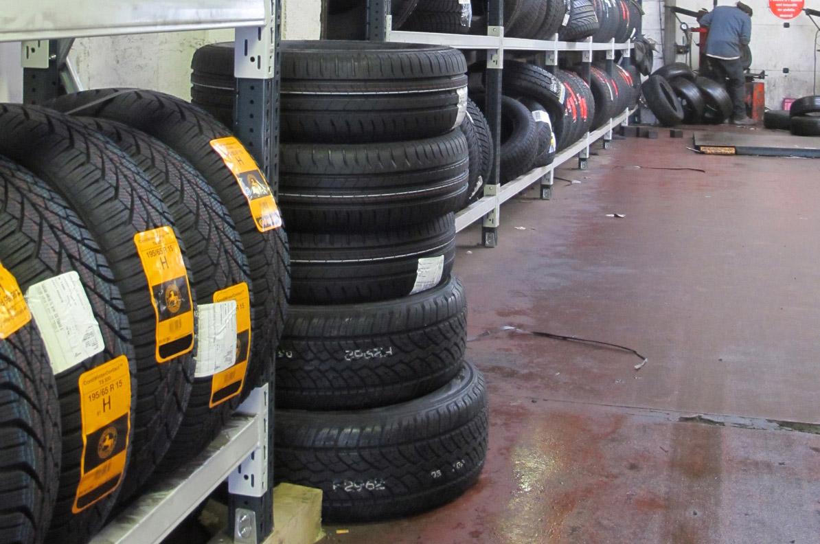 Výběr zimních pneu