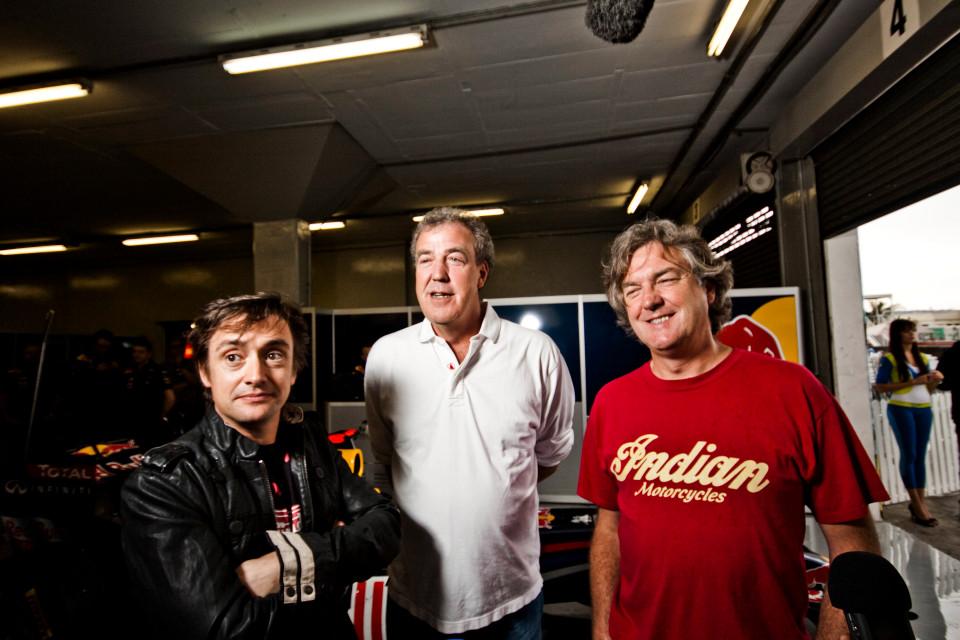 Jeremy, James a Richard