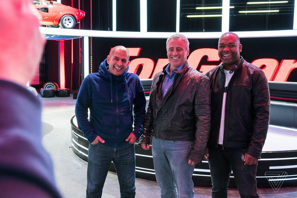 Co si myslíte o novém obsazení Top Gear?