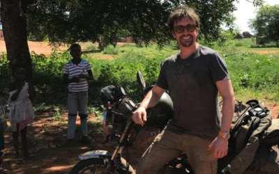 Hammond a jeho nehoda v Africe