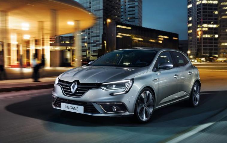 Nový Renault Megane
