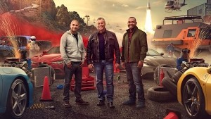 Matt LeBlanc, Chris Harris a Rory Reid