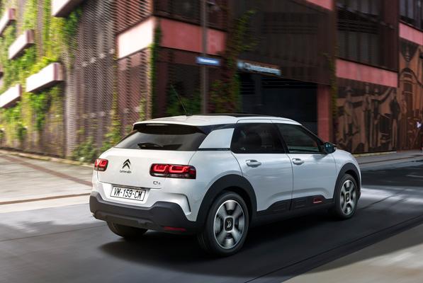Nový Citroën C4 Cactus je opravdu sexy