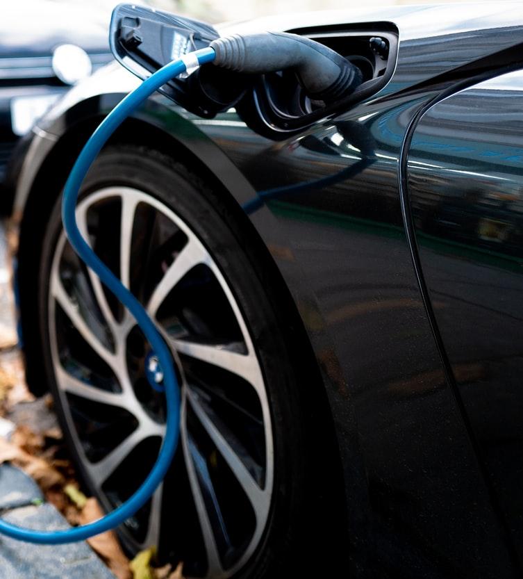 elektroauto nabíjení