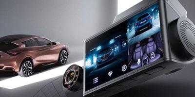 Full HD kamera do auta zaznamená nejen zážitky z dovolené