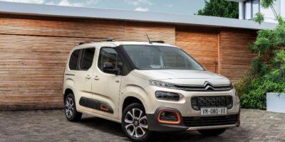 Nový a modernější Citroën Berlingo