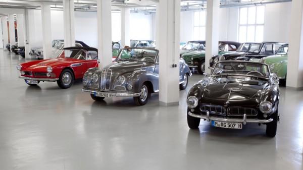 Classic centrum BMW