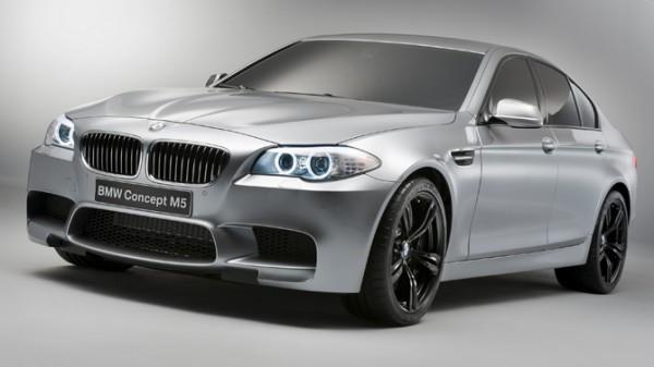 BMW M5 koncept