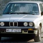 BMW 3 series 1982-1990