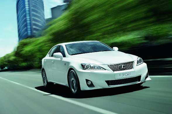 Lexus IS200d